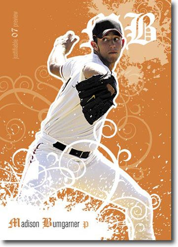 25-Count Lot 2007 MADISON BUMGARNER Rookies Mint RCs