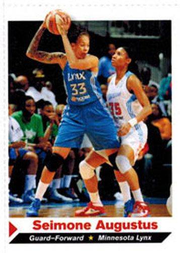 2012 Sports Illustrated SI for Kids #143 SEIMONE AUGUSTUS Basketball Card (QTY)