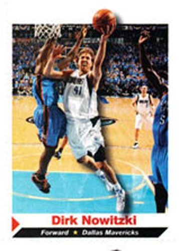 2011 Sports Illustrated SI for Kids #48 DIRK NOWITZKI Basketball Card